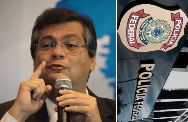 Governador Flávio Dino quer abafar a Lava Jato