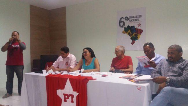 Clima tenso no debate para as eleições internas do Partido dos Trabalhadores (PT)
