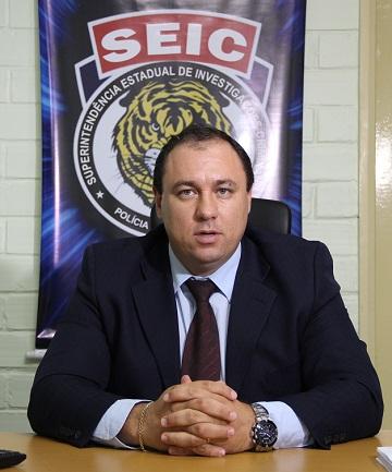 Delegado Thiago Bardal