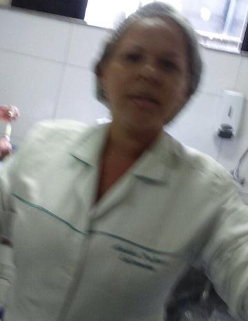 Enfermeira chefe do Hospital HSLZ