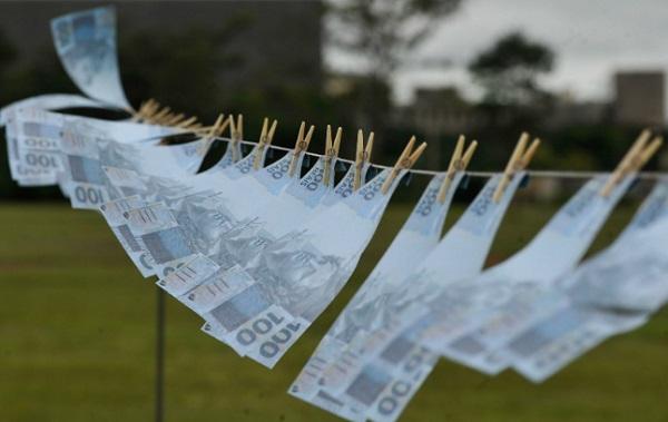 Lavagem de dinheiro era comandada por agiota, segundo a polícia