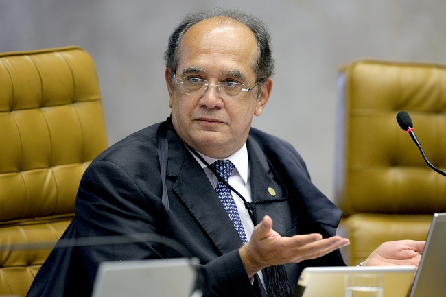 Ministro Gilmar Medens