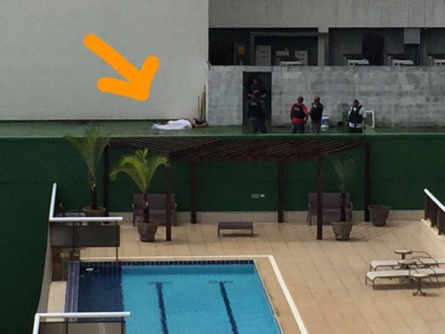 Suicídio no Hotel Luzeiros