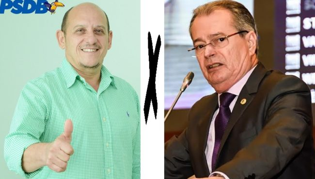 Dr. Talvane Hortegal e Levi Pontes trocam farpas