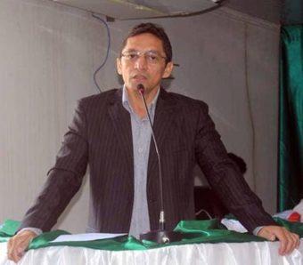 Vereador Marcony Mendes