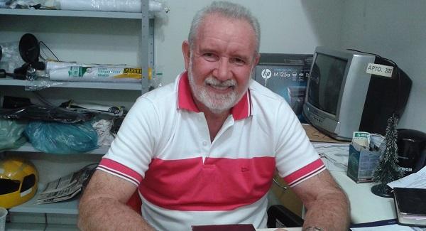 Prefeito Antonio Ataide Matos de Pinho (Tonhão)