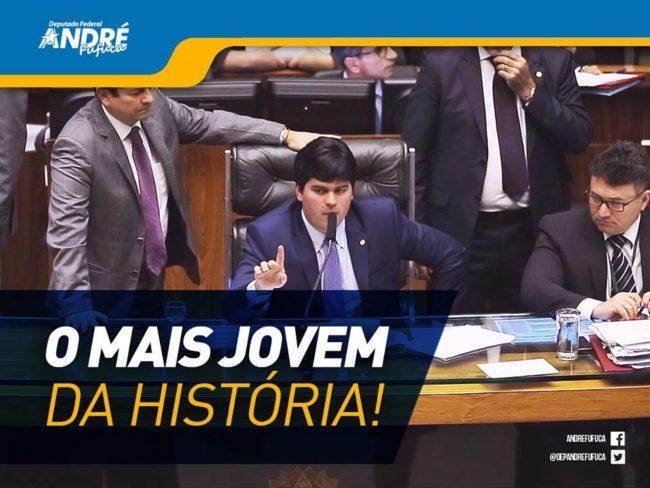 Deputado André Fufuquinha
