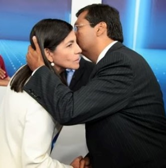 Roseana e Flávio