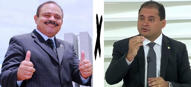 Waldir Maranhão e Weverton Rocha