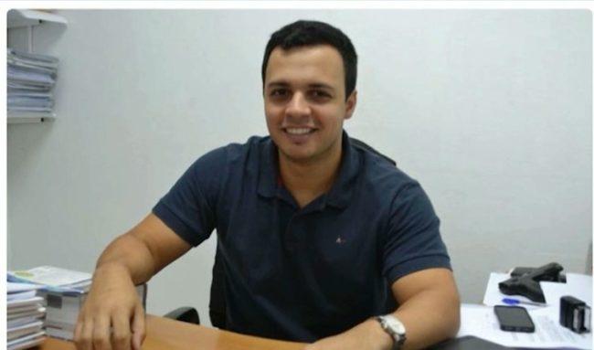 Delegado Tiago Felippini