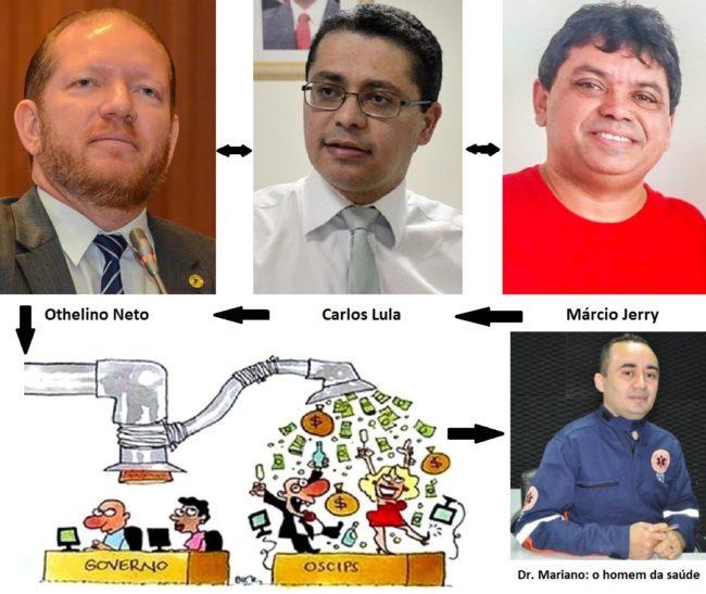 A rede de proteção do médico Mariano: o homem das quarteirizadas