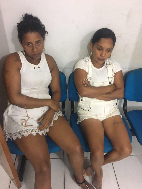Ana Patricia Silva de Sousa e Eliene Pereira Sousa: as comparsas do assassino