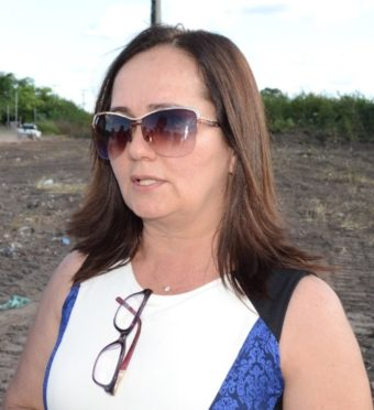 Ex-prefeita Ducilene Belezinha