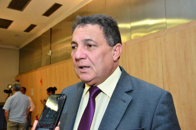 Presidente da Famem e prefeito de Tuntum, Cleomar Tema