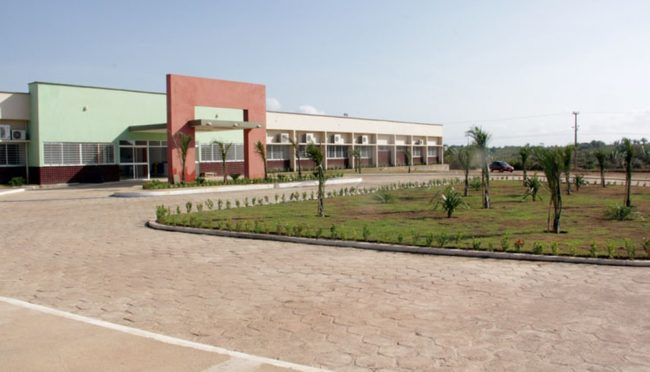 Campus de Pinheiro da Universidade Federal do Maranhão (Ufma)