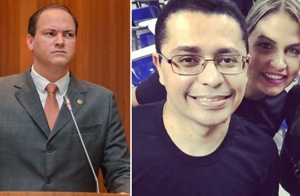 Deputado Sousa Neto quer ouvir o secretário Carlos Lula e Alana Coelho