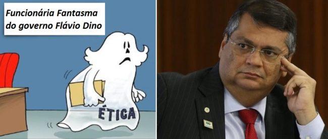 Fantasma no governo Flávio Dino: Allana Valéria Lopes Coelho Almeida