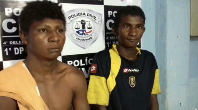 Francinaldo de Sousa Silva e Fábio de Sousa Silva foram transferidos para o presídio regional da cidade de Codó
