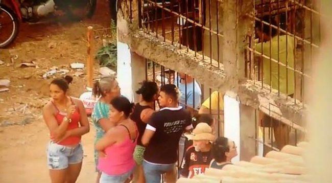 Gaiolão na Delegacia de Barra do Corda, MA