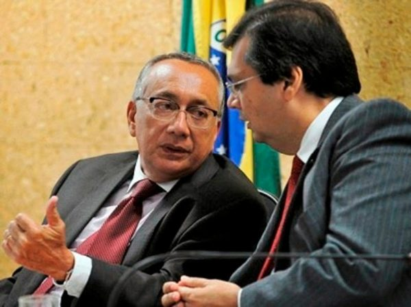 Gastão Vieira e Flávio Dino