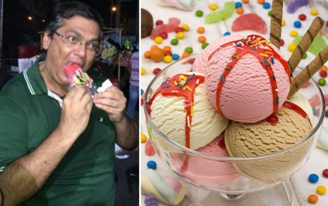 Flávio Dino e a sorveteria do governo
