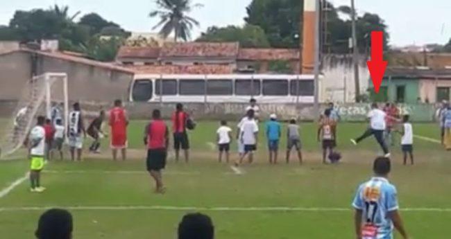 Governador do Maranhão vira bola murcha
