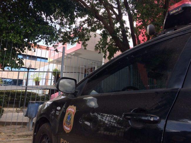 PF na Secretaria de Saúde do Governo do Maranhão