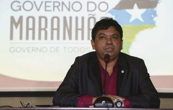 Secretário Márcio Jerry