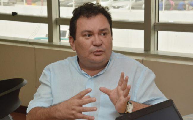 Vereador Ivaldo Rodrigues