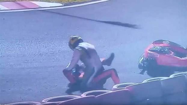 500 Milhas de Kart em São Paulo acabou em briga na pista
