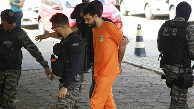 Lucas Porto está preso no Complexo Penitenciário de Pedrinhas desde novembro de 2016