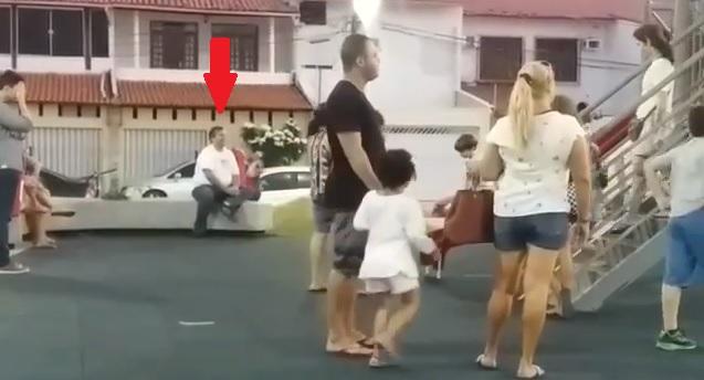 Flávio Dino passa vergonha em praça pública