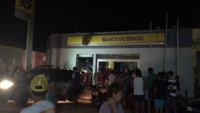 Agência do Banco do Brasil em Dom Pedro-MA é alvo de criminosos