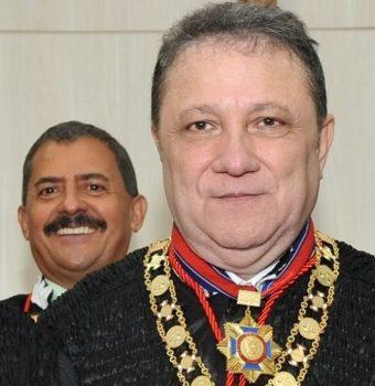 Desembargadores Cleones Cunha e José Joaquim