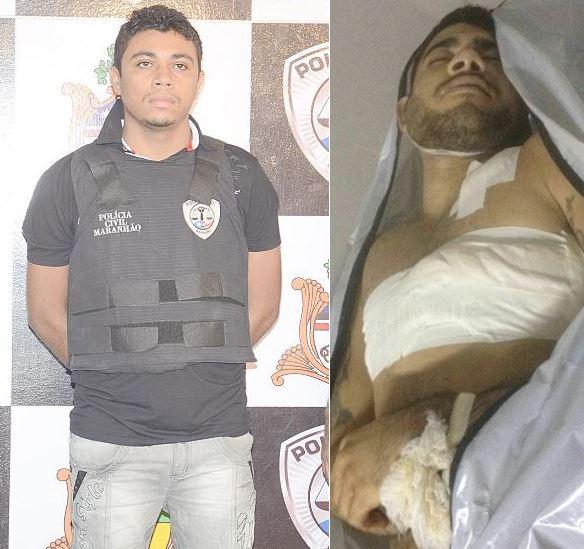 Jhonatan Sousa mata líder de facção Alan Kardec