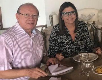 Chiquinho Escórcio diz que João Alberto será vice na chapa Roseana Sarney