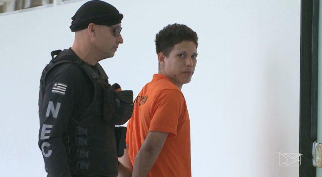 Thiago Arthur ficou oito meses preso na Penitenciária de Pedrinhas de forma irregular
