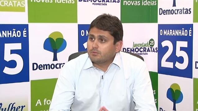 Deputado federal Juscelino Filho