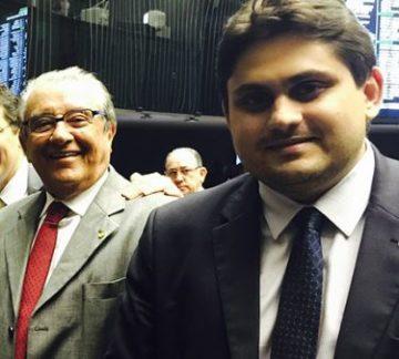 Zé Reinaldo e Juscelino Filho