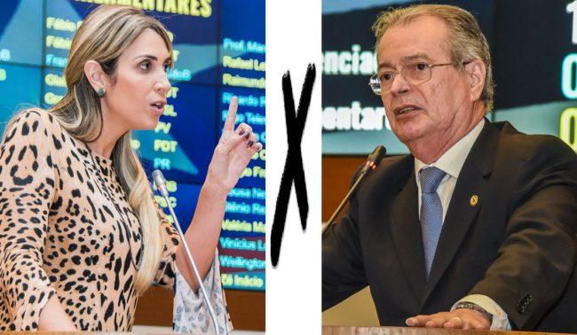 Deputada Andrea Murad vai acionar novamente Levi Pontes