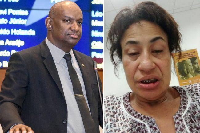 Deputado Cabo Campos acusado de agredir à esposa