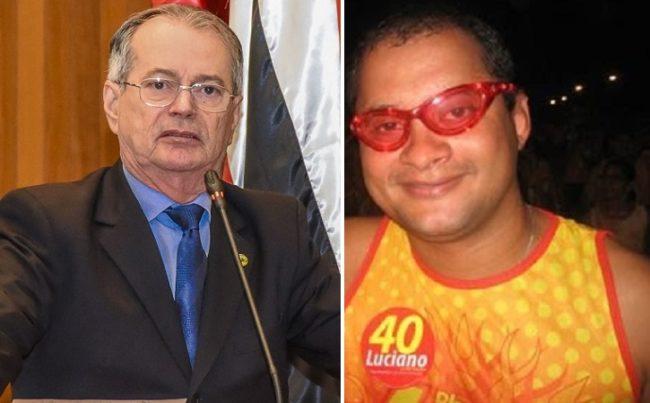 Deputado Levi Pontes chama o deputado Weverton Rocha de viado