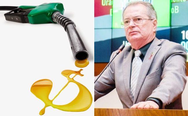 Deputado Levi Pontes declara gasto exorbitante com combustível