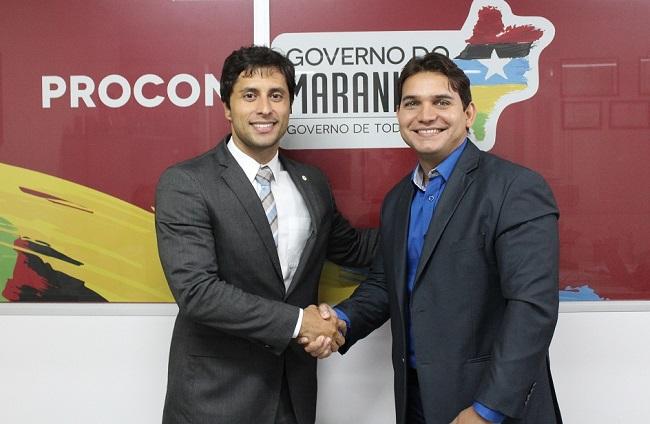 Duarte Júnior e Daniel Coimbra