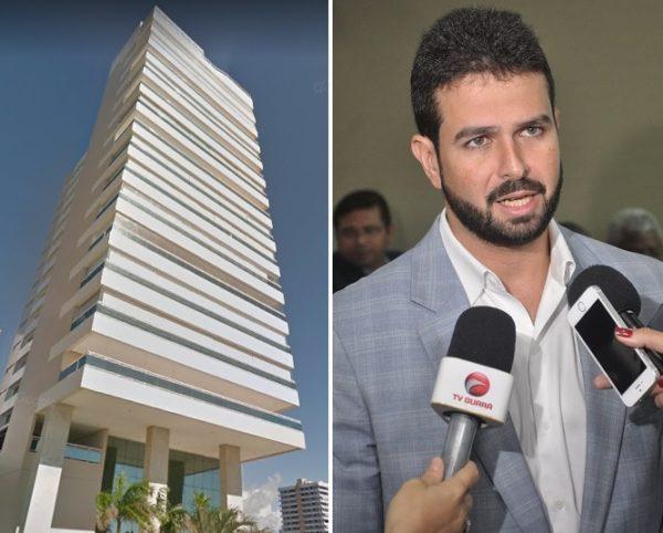 O Edifício de R$ 6 milhões de Gil Cutrim