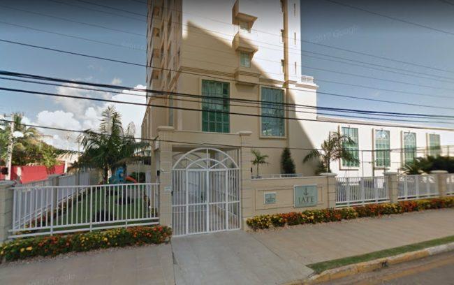 Prédio Iata, na área nobre de São Luís-MA