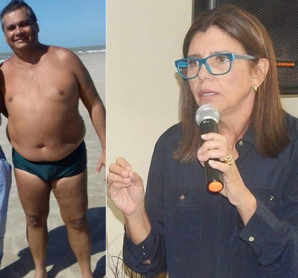 Roseana chama Flávio Dino de gordo