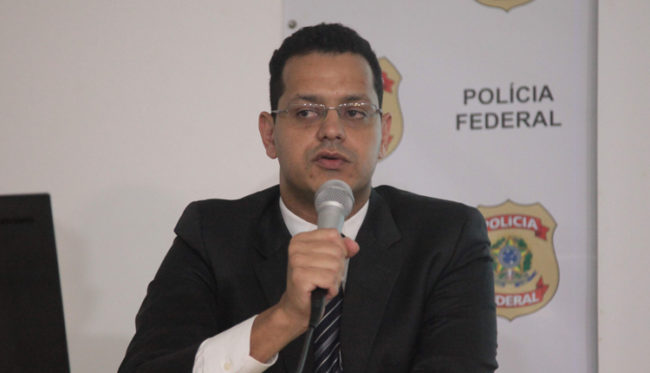 Delegado Wedson Cajé