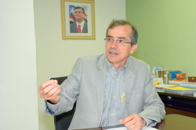 Ex-secretário de Saúde do governo, médico Marcos Pacheco