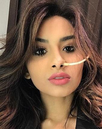 Durante tratamento, Nara Almeida divulgava fotos no Instagram
